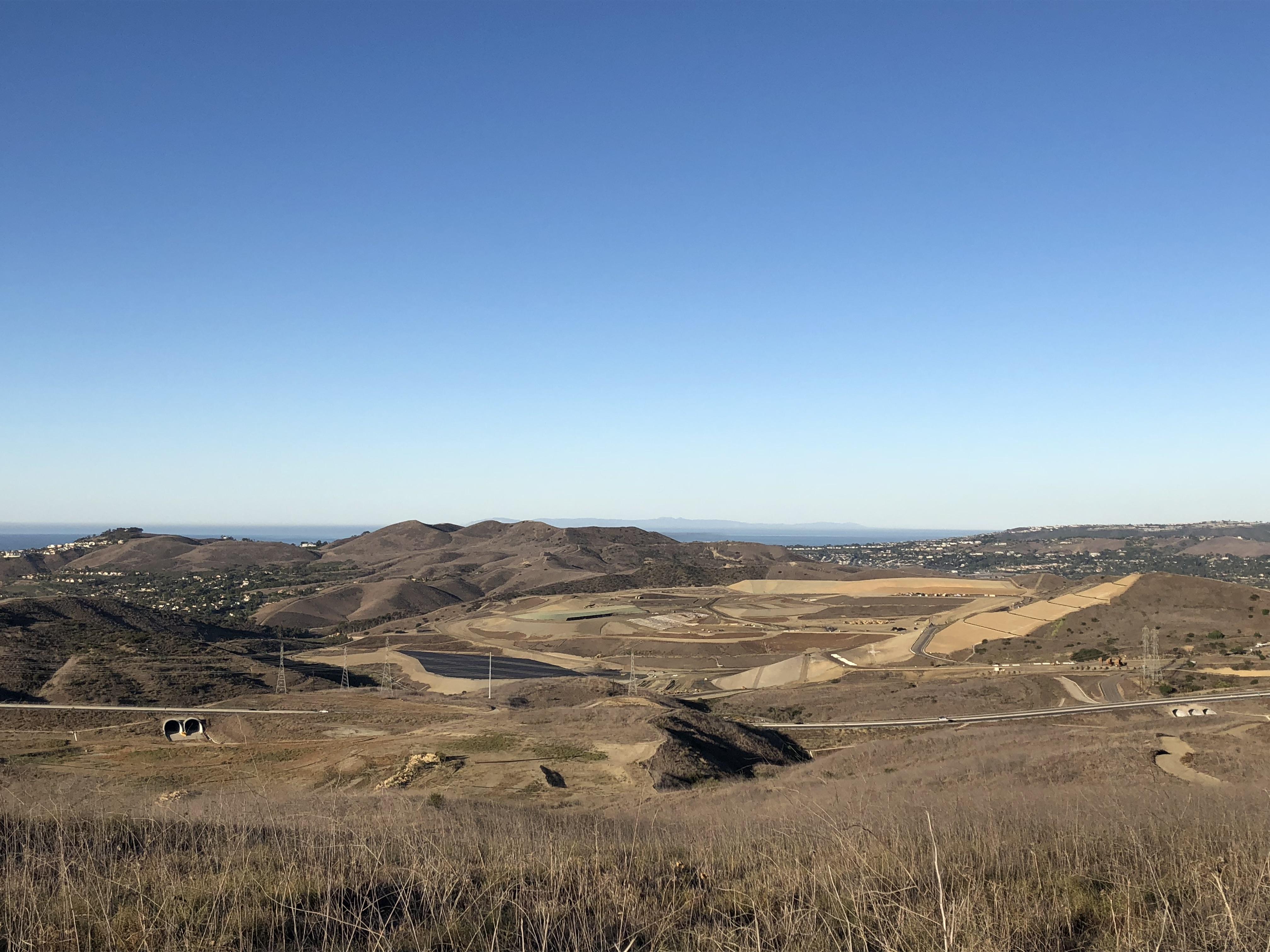 prima landfill overlook